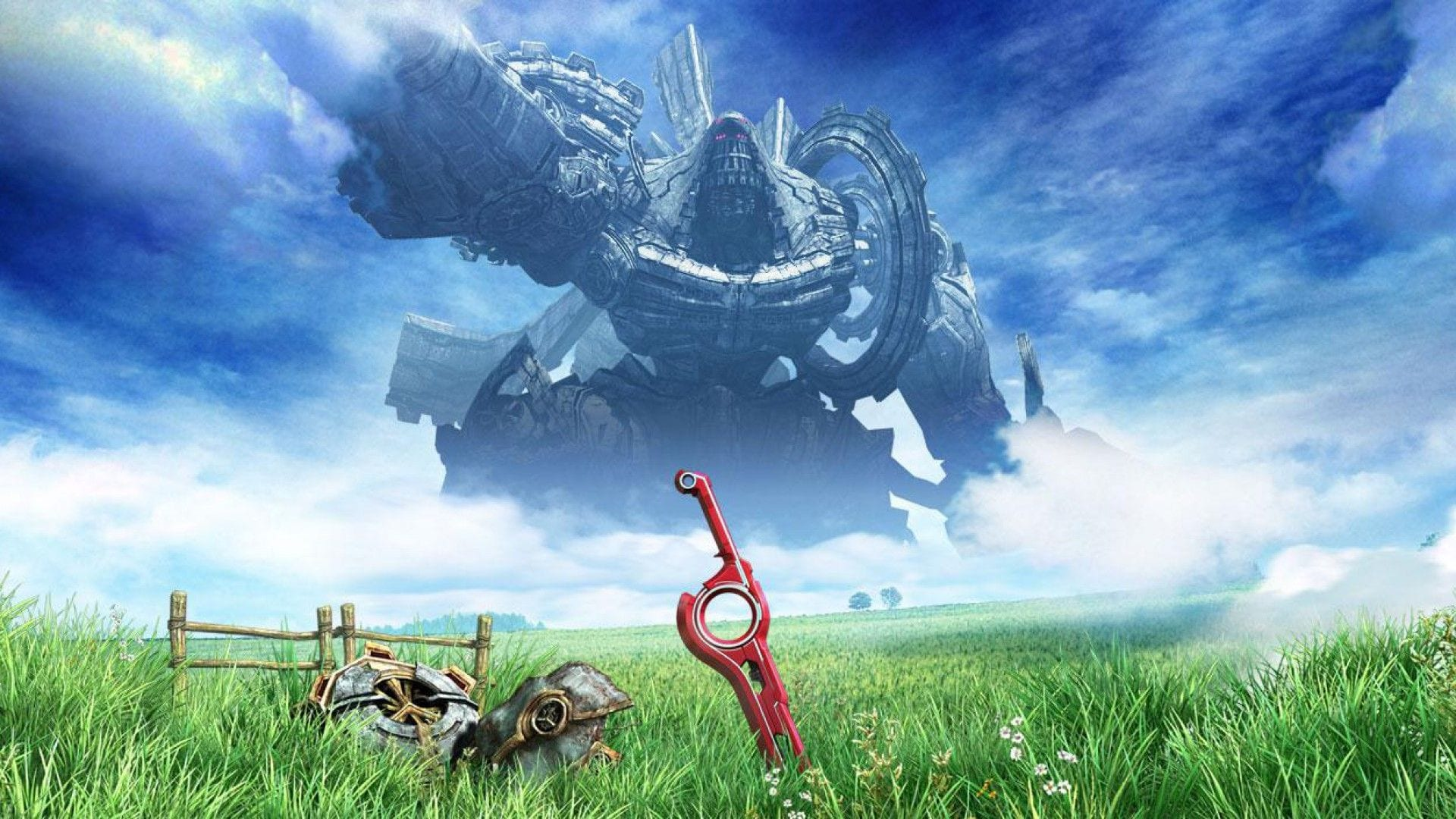 Xenoblade Chronicles Will be on Switch by May