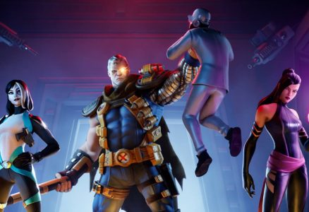 Fortnite's new X-Force bundle is Available Now With Marvel Heroes