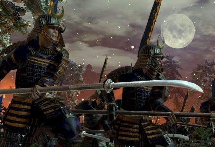 Total War: Shogun 2 is free now on Steam