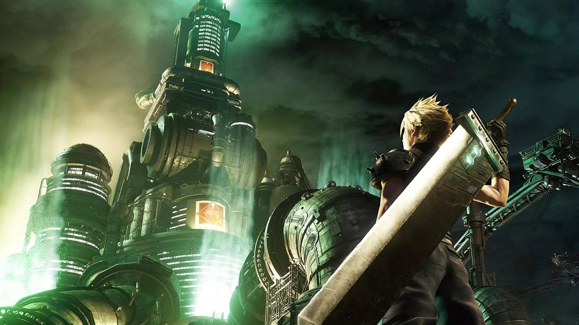 COVID-19 Disrupts Final Fantasy 7 Remake Distribution