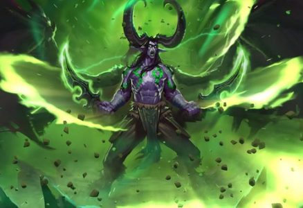 Demon Hunters Class Arrived in Hearthstone Ashes of Outland