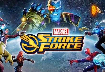 Marvel Strike Force – Review
